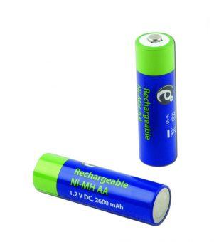 Аккумуляторы R6 2600mAh Energenie EG-BA-AA26-01 BL-2