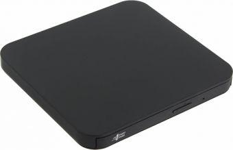 Оптический привод DVD-RW внешний LG (HLDS) GP90NB70 USB2.0 black