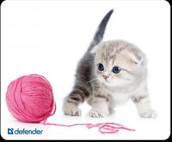 Коврик для мыши Defender Silk (50706)