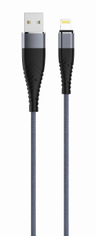 Кабель OLMIO USB2.0 -> Lightning 1,2 м (039048)