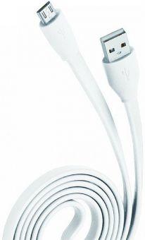 Кабель OLMIO USB2.0 -> Micro-USB 1м, 2,1A (038657)