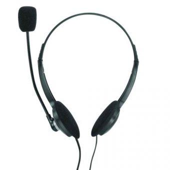 Наушники с микрофоном ACME CD-602MV (2x3pin)
