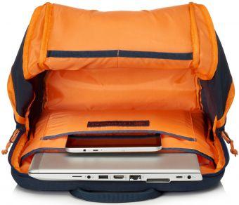 """Рюкзак для ноутбука 15.6"""" HP Computer Backpack Blue (5EE92AA)"""