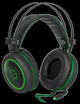 Наушники с микрофоном Defender DeadFire G-530D (2x3pin + USB) 64531