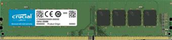 Оперативная память DDR4 4Гб 2666МГц Crutial CT4G4DFS8266