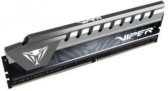 Оперативная память DDR4 16 Gb 2666MHz Patriot Viper ELITE с радиатором (PVE416G266C6GY)