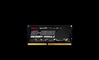 Оперативная память SODIMM DDR4 4Гб 2400МГц GeIL DYNA 4 SLT (GS44GB2400C17SC)