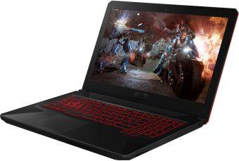 Ноутбук ASUS TUF Gaming FX504GE -EN770