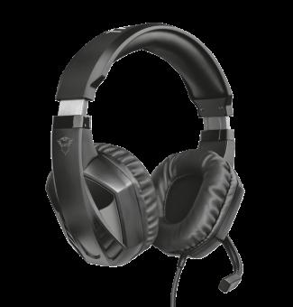 Наушники с микрофоном TRUST GXT 412 Celaz (1x4pin/2x3pin) 23373
