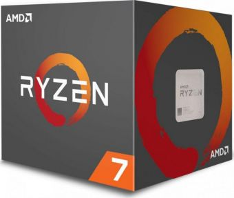 Процессор AMD Ryzen 7 3700X Box AM4 (8 ядер/16 потоков 4.4GHz) 100-100000071BOX