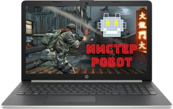 Ноутбук HP 15-da0017nx
