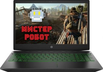 Ноутбук HP Gaming Pavilion 15-cx0040nt