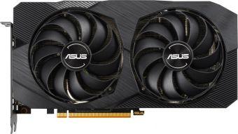 Видеокарта ASUS Dual Radeon RX 5500 XT EVO 4Гб GDDR6 (DUAL-RX5500XT-O4G-EVO)