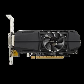 Видеокарта Gigabyte GeForce GTX 1050 Low Profile 2Гб (GV-N1050-GL)