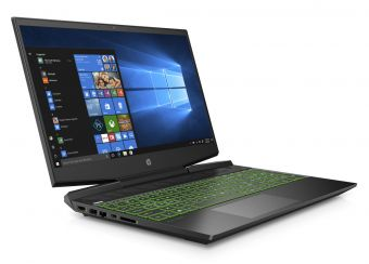 Ноутбук HP Pavilion Gaming 15-dk0016nt
