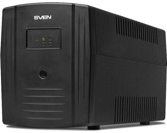 ИБП SVEN pro 650 650Va/390Вт 2 euro sockets