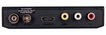 Приёмник цифровой эфирный DVB-T2 D-color DC802HD