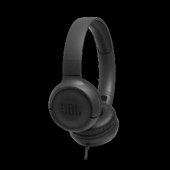 Наушники с микрофоном JBL TUNE 500 (JBLT500BLK) (1x4pin)
