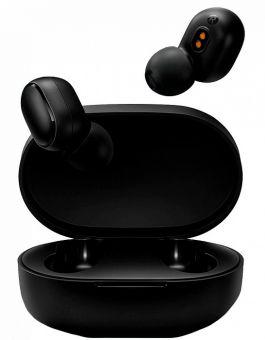 Наушники беспроводные Xiaomi Mi True Wireless Earbuds Basic black (ZBW4480GL)