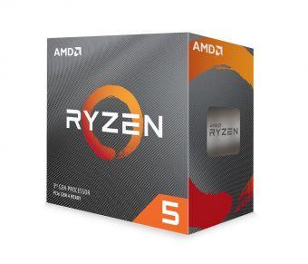 Процессор AMD Ryzen 5 3500X (6C/6T, 3,6 - 4,1ГГц, AM4, 65W, BOX) 100-100000158BOX