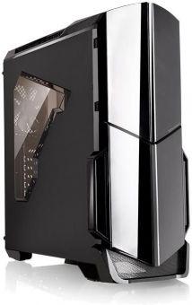 Корпус Thermaltake Versa N21 Black (CA-1D9-00M1WN-0)