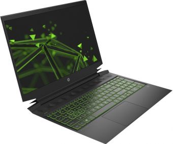 Ноутбук HP Pavilion Gaming 16-a0036ur