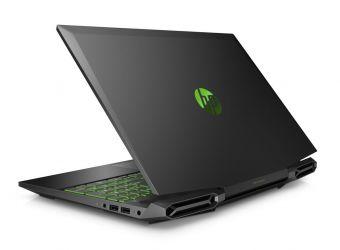 Ноутбук HP Pavilion Gaming 15-dk0021nt