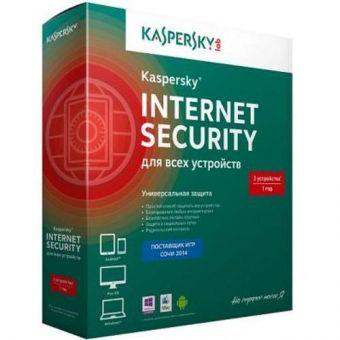 ПО KasperskyInternetSecurityMulti-DeviceRussianEdition.3-Device1yearBaseBox