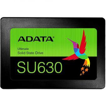 """Твердотельный накопитель SSD 2.5"""" 240Gb ADATA Ultimate SU630 (ASU630SS-240GQ-R)"""