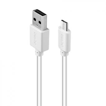 Кабель Acme micro USB CB1011W 1m