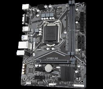 Материнская плата Gigabyte H410M S2 (LGA1200)