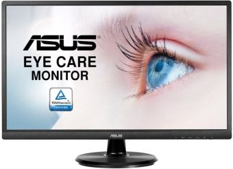 """Монитор 23,8"""" ASUS VA249HE (FHD, VA, 75Hz) 90LM02W1-B02370"""