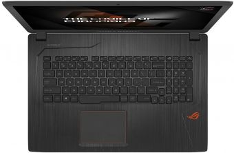 Ноутбук ASUS ROG STRIX GL753VD -GC009 (уценка)