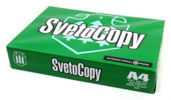 Бумага A4 SvetoCopy 80гр/м2 500 листов