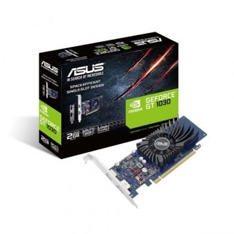 Видеокарта ASUS GeForce GT 1030 2Gb GDDR5 (GT1030-2G-BRK)