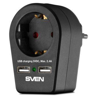 Сетевой фильтр SVEN SF-S1U