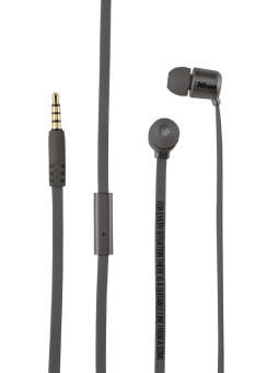 Наушники с микрофоном Trust Urban Duga space grey (20902)