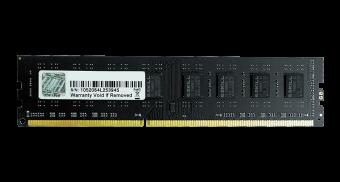 Оперативная память DDR3 4Гб 1600МГц G.Skill Value (F3-1600C11S-4GNT)