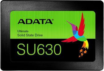 """Твердотельный накопитель SSD 2,5"""" 960Гб ADATA Ultimate SU630 (ASU630SS-960GQ-R)"""