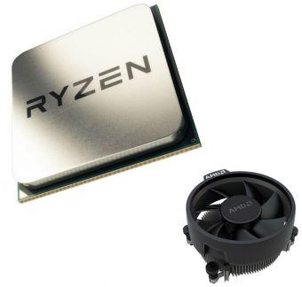 Процессор AMD Ryzen 5 3600 AM4 (6C/12T, 3,6-4,2ГГц, 65W, AM4, MPK) 100-100000031MPK
