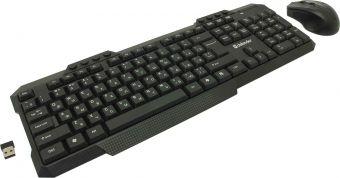 Комплект беспроводной (клавиатура + мышь) Defender Jakarta C-805