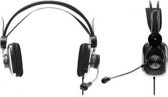Наушники с микрофоном SVEN AP-600 с регулятором громкости (2x3pin)