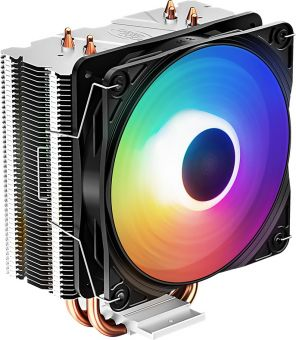 Кулер Deepcool GAMMAXX 400K (Intel/AMD, 180W, RGB) DP-MCH4-GMX400V2-K