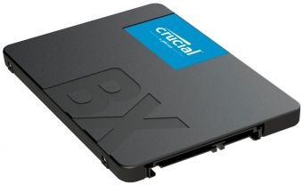 """Твердотельный накопитель 2.5"""" SSD 1000Gb CRUCIAL BX500 (CT1000BX500SSD1)"""