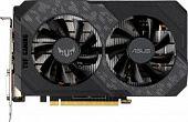 Видеокарта ASUS TUF Gaming GeForce GTX 1650 OC 4Гб GDDR6 (TUF-GTX1650-O4GD6-P-GAMING)